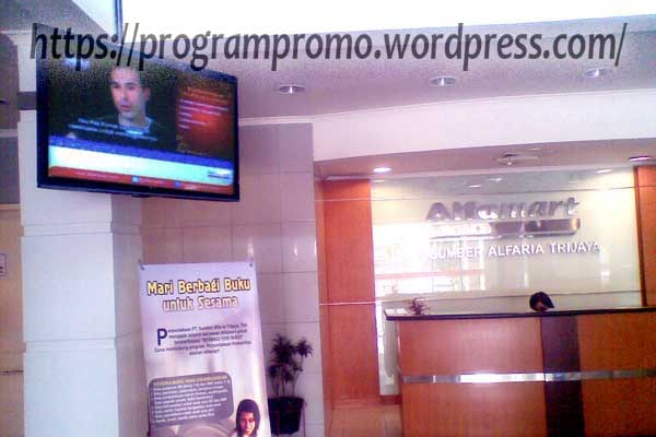 SOFTWARE DISPLAY INFORMASI DAN PROMOSI TV